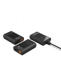 VT5802 200mW 40CH NTSC/PAL Transmitter w/ Linear/Clover Antenna for FPV Racing